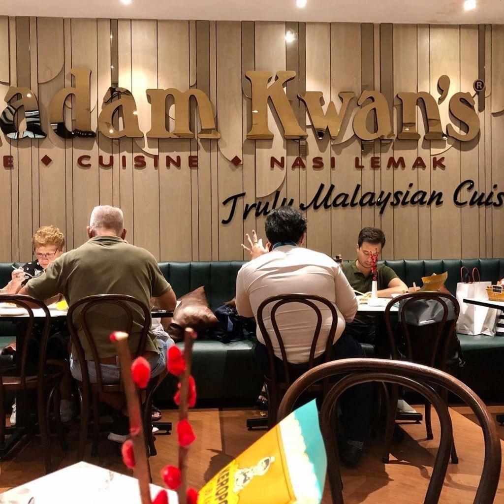 Madam Kwan's Inside