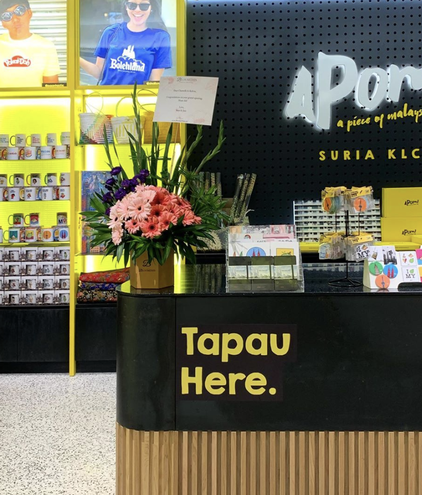 APOM Store Opening at Suria KLCC